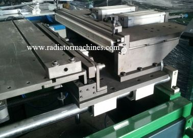 Semi Automatic Radiator Core Builder Machine for16mm Radiator Core
